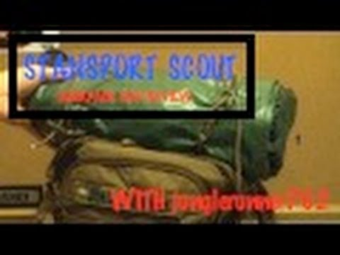 STANSPORT SCOUT BP TENT REVIEW! & STANSPORT SCOUT BP TENT REVIEW! - YouTube