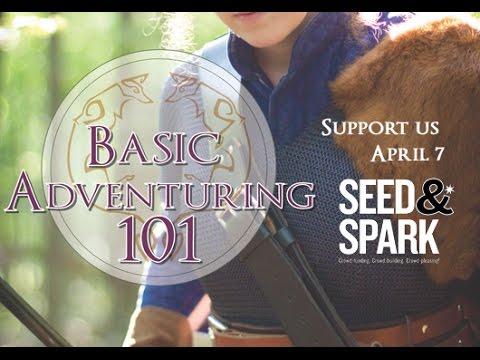 Download LARP Webseries - Basic Adventuring 101 - Full Pitch Video