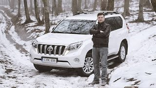 Repeat youtube video Toyota Land Cruiser 150 Prado Test Drive AutoStrada.MD