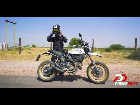 Ducati Scrambler Desert Sled : The Scrambler Done Right : PowerDrift