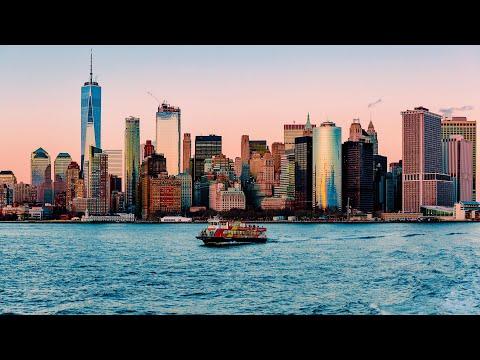 The MANHATTAN BRIDGE / April 2018 [4K]