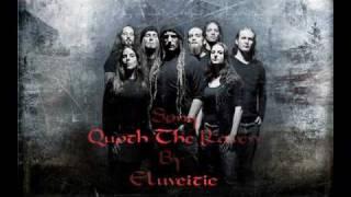 Eluveitie - Quoth The Raven [With Lyrics]