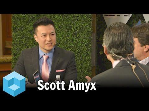 Scott Amyx, Venture1st & Amyx+ - #IBMInterConnect 2016 - #theCUBE