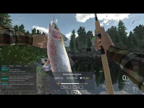 Fishing Planet - Unique Cutthroat Trout PT/BR