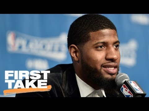 Paul George Calls Out Pacers Teammates Following Game 2 Loss | First Take | April 18, 2017