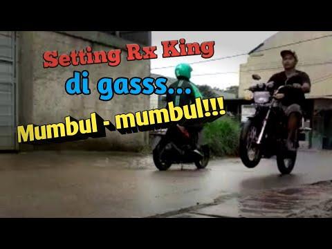 Setting Yamaha Rx King Bengkel DMS Speed Tangerang - Knalpot HNR Product