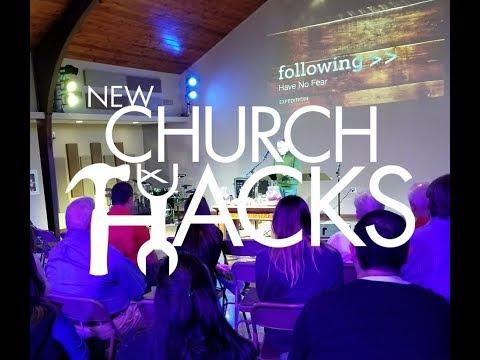 "New Church Hacks Webinar: ""6 Marks of a Healthy New Church"""
