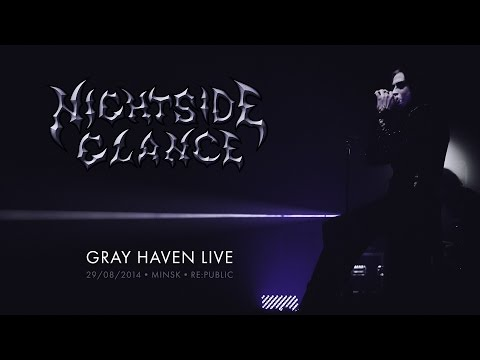 Nightside Glance — Gray Haven Live In RePublic, 29 08 2014. Full Concert