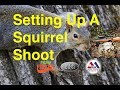 Squirrel Shooting With An Air Rifle How To Set It All Up AirArms S510 mp3