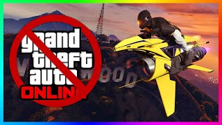 What Has Ruined GTA 5 Online For You?