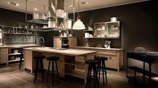 Дизайн кухни от  DIESEL и SCAVOLINI