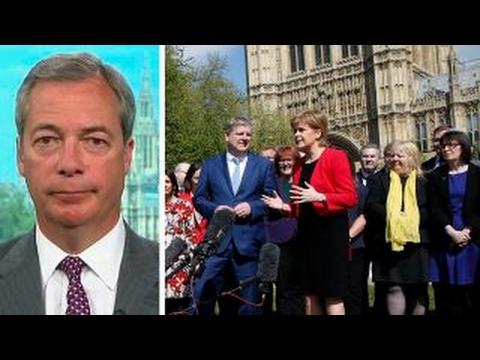Nigel Farage talks about Brexit 2.0
