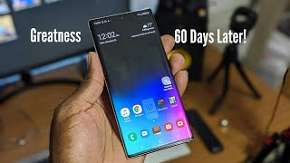 Galaxy Note 10 Plus | 60 Day Follow up Discussion! #GalaxyNote10Plus