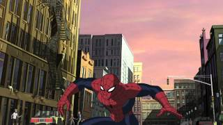 Ultimate Spider-Man Ep. 1 - Clip 1