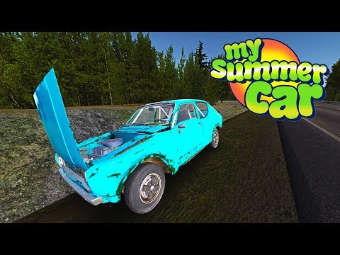 Rescue and Recovery! | My Summer Car | Episode 13