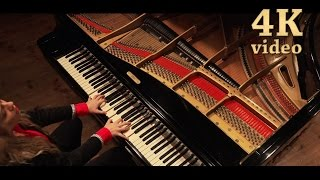 "Chopin etude op 25 no 12 ""ocean"" [4K] Anastasia Huppmann"
