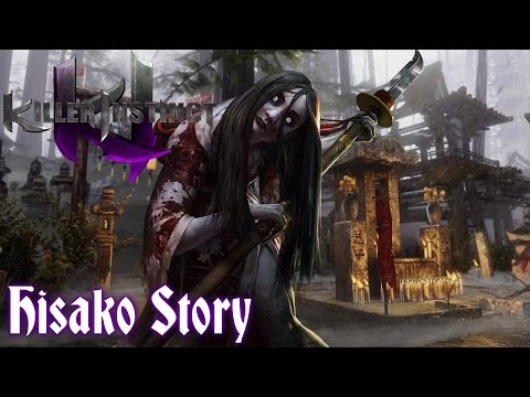 Killer Instinct Hisako Story Mode