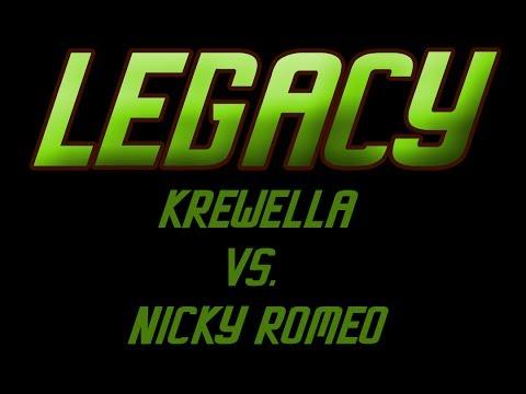 【Lyrics】Legacy - Nicky Romero vs. Krewella