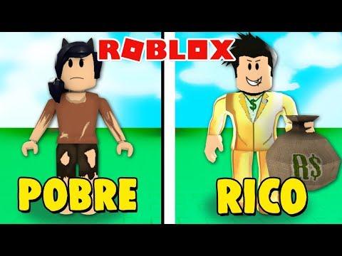 DE POBRE A MILIONÁRIO! - Roblox (Billionaire Simulator💰)