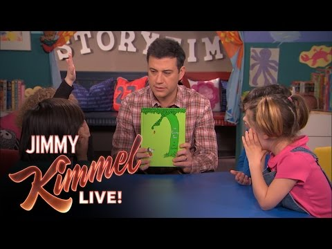 Jimmy Kimmel's Book Club  The Giving Tree