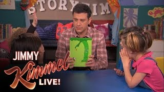 Jimmy Kimmel's Book Club - The Giving Tree