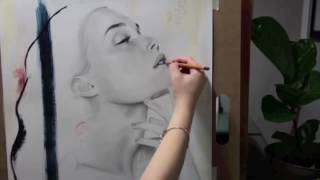 Karina Love Draws Jessica Sikosek