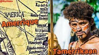 Pt. 2 - True Origin of the name America // Amerrique,  Amerrisque / Vespucci Lie / Gold Coast
