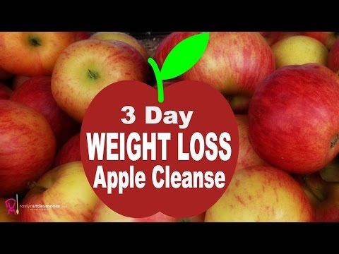 3 Day Weight Loss Apple Cleanse