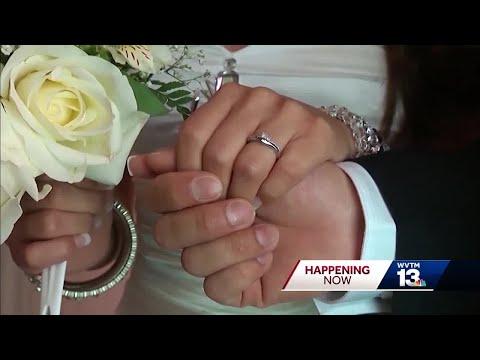 Alabama set to abolish judge-signed marriage licenses