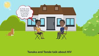 Masas' 2: Tanaka and Tonde talk about HIV