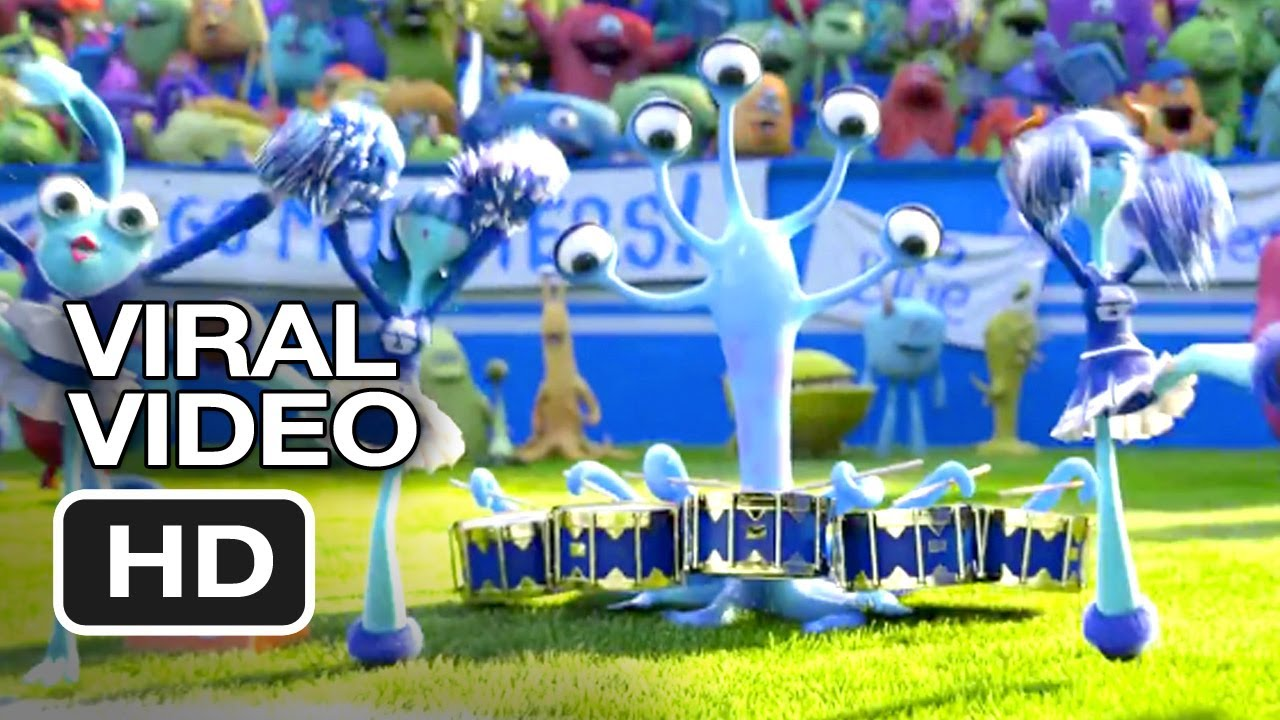 Monsters University Official Viral Video Welcome To Monsters University 2013 Hd Youtube