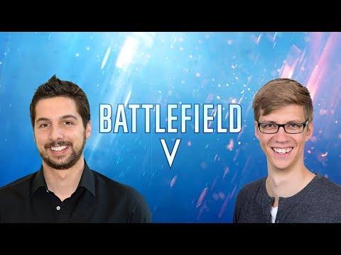 Battlefield 5 - Reveal battlefield v