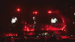 The Rolling Stones Live (4K) - FOS - Midnight Rambler - #No Filter Tour 2017 - Stadtpark Hamburg