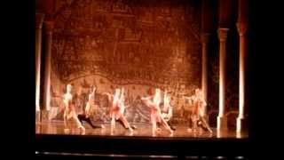 HURREM - Osmanlı 4 KIZ/ butun dansları.wmv