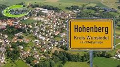 Die Stadt Hohenberg an der Eger