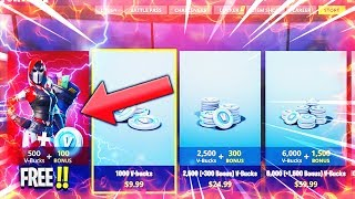 "NOUVEAU STARTER PACK ""The Ace Pack"" MAINTENANT DISPONIBLE !! Fortnite: Battle Royale"