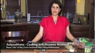 Ashpazkhana - Cooking with Nazema Momand - Tilapia Fish with Egg Plant