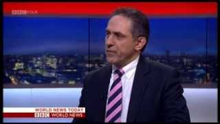 Jack Valero on BBC World News on the UN Report on the Vatican