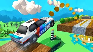 Impossible Climb Car Driving Tracks | Android Gameplay Hd   Car Games Download   Free Games Download