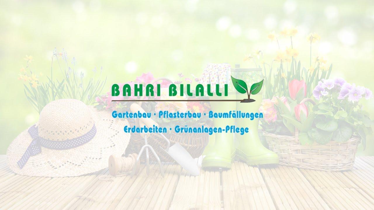 bahri bilalli gartenbau garten und landschaftsbau in rosenheim youtube. Black Bedroom Furniture Sets. Home Design Ideas