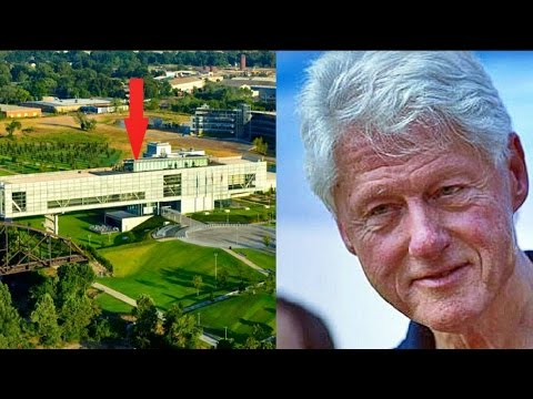 EX-INTERN DROPS BOMBSHELL, REVEALS WHAT BILL KEEPS ON TOP FLOOR OF CLINTON LIBRARY