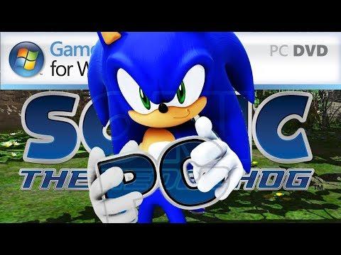 Играем в фан-игры — Sonic The Hedgehog 2006 (PC)