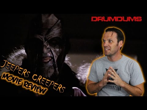 Drumdums Reviews JEEPERS CREEPERS! (Where'd You Get Those Peepers Edition)!!