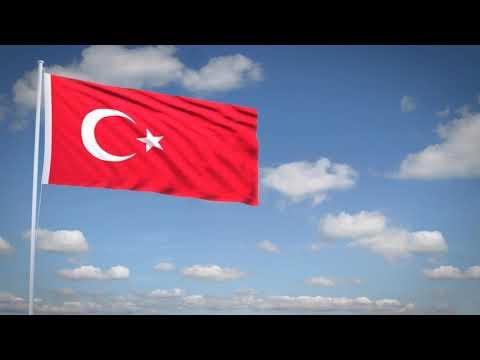 Studio3201 - Animated flag of Turkey