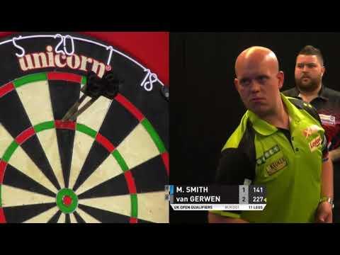 Smith vs van Gerwen Final. Uk Open Qualifier.