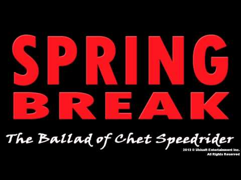 "Ubisoft Montreal Game Jam 2013 - ""Spring Break"" Trailer ft. Chet Speedrider"