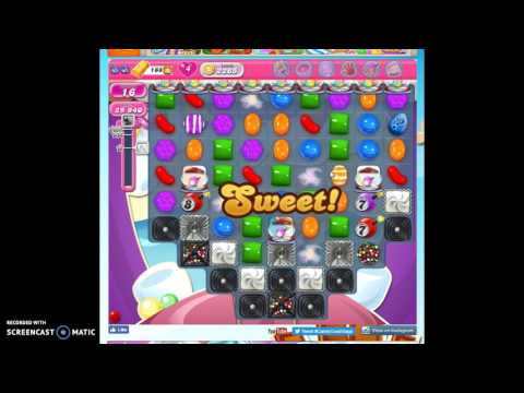 Candy Crush Level 2265 help w/audio tips, hints, tricks