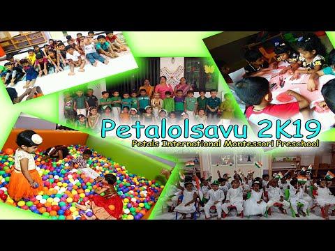 Petalolsavu 2K19 | Petals International Montessori Preschool