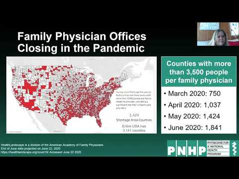 Webinar: Dr. Raina Young on COVID-19 and frontline health workers