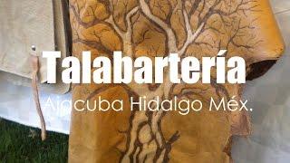 Artesanías Hidalguenses Talabarteria Ajacuba Estado de Hidalgo México por Hidalgo Tierra Mágica